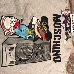 H&M Moschino women's Mickie sweater